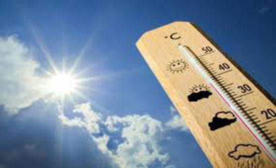 الحالة الجوية ليوم الثلاثاء  : الطقس صيفياً اعتيادياُ بوجه عام