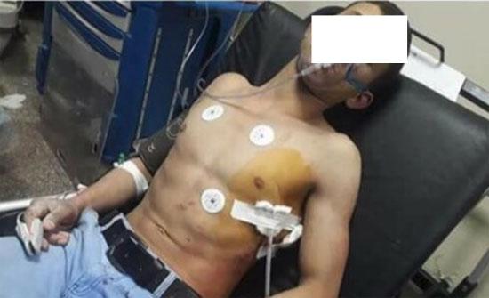 """طعن شاب مصري """"بمطواة"""" في عمان بعد مشادة كلامية مع أردني"""