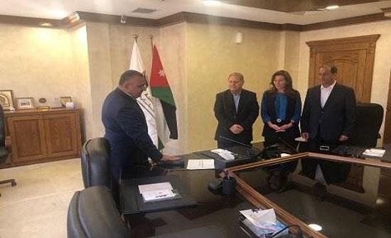 إرادة ملكية بتعيين  الكرادشة امينا عاما لمستقلة الانتخابات