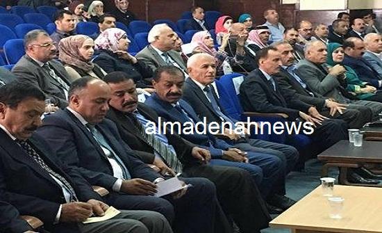 صور وفيديو : جولة شاملة لكتلة الوفاق النيابية في السلط