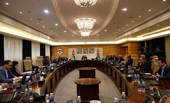 قرارات مجلس الوزراء ليوم الاربعاء