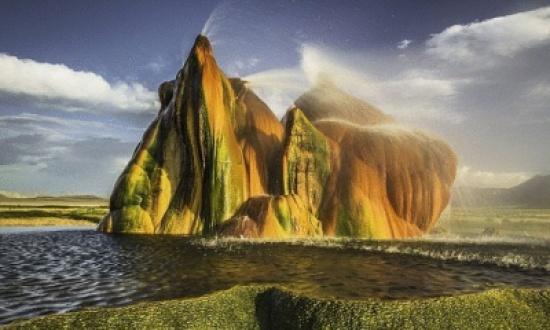 أجمل أغرب مناطق طبيعية العالم
