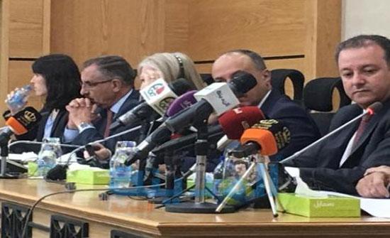اختتام مؤتمر البرلمان العربي الأوروبي للأمناء العامين لمجالس النواب