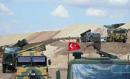 الجيش التركي: قواتنا بدأت بتشكيل نقاط المراقبة في إدلب