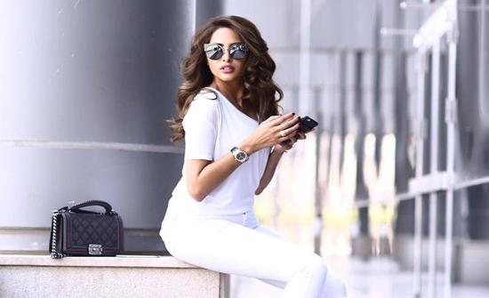 تعليق فوز الفهد على اتهامها بالظهور في مقطع اباحي