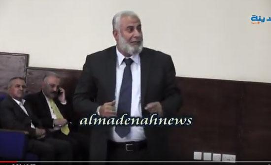 بالفيديو : ما علاقة معركة الكرامة بتقرير السلط ولماذا تدخل أبو السيد ؟
