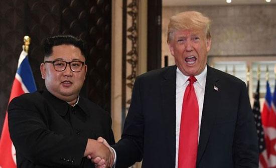"""ترمب بعث رسالة """"ودية جدا"""" لزعيم كوريا الشمالية"""
