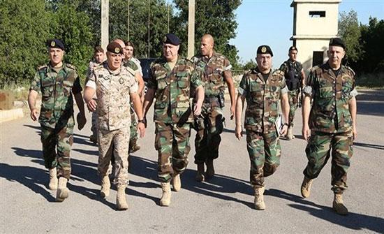 قائد الجيش اللبناني: سنبقى في جهوزية دائمة