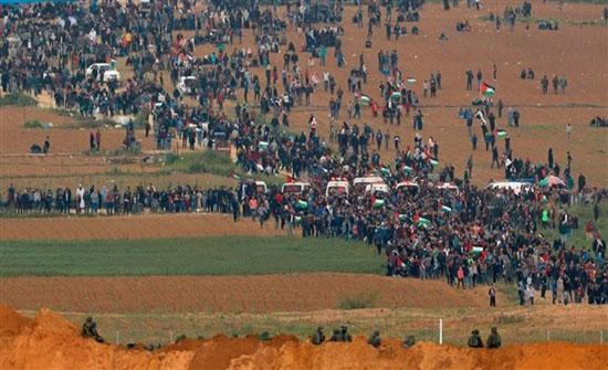 دعوات فلسطينية لصلاة العيد على حدود قطاع غزة