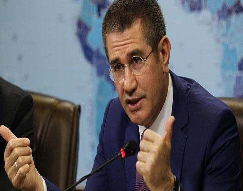 وزير الدفاع التركي: لدينا ذخائر تكفي لتطهير المنطقة من الإرهاب