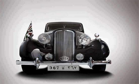 """""""المتحف الملكي"""" يعلن شروط استيراد السيارات الكلاسيكية"""