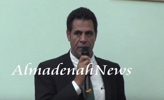 بالفيديو .. سليمان الزبن : ليس هناك اي شئ مهم الآن وغداً اكبر من قضية القدس