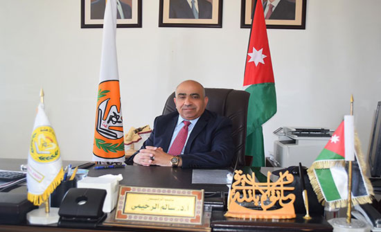 جامعة إربد الأهلية تستقبل وفداً من أكاديمية جو أكاديمي