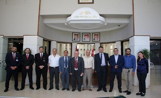 """""""الشرق الأوسط"""" تحتضن الاجتماع التنسيقي لشركاء المشروع  الاوروبي في مجال الطاقة المتجددة"""