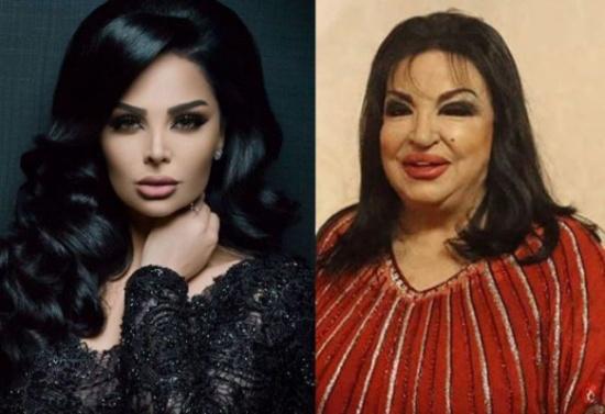 سميرة توفيق في اقسى رد على ديانا كرزون: اتركي ارثي الفني لمن يستحقه