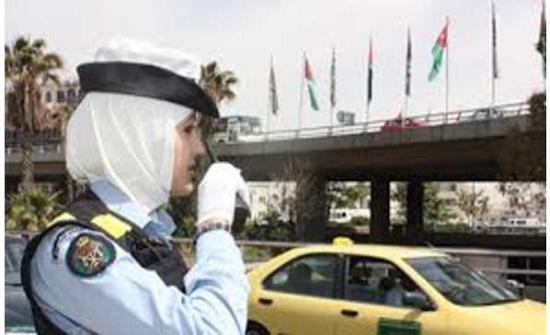 ادارة السير تشارك المواطنين فرحتهم بعيد الأضحى المبارك