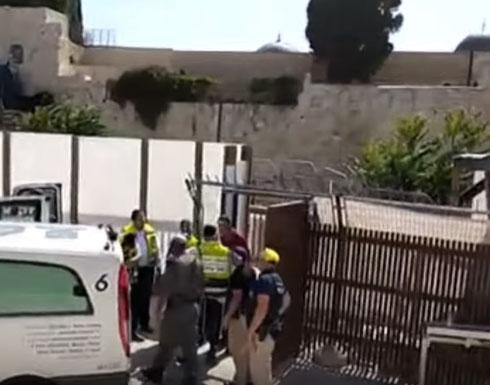 فيديو : شاهد هجوم المسجد الأقصى الذي باغت الصهاينة