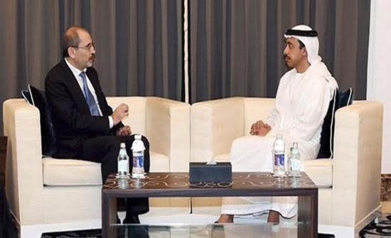 الشيخ آل نبهان : الإمارات امتداد للأردن و الأردن امتداد للإمارات