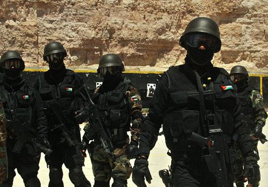 ميدل إيست آي : قوات خاصة اردنية نفذت عمليات داخل سوريا