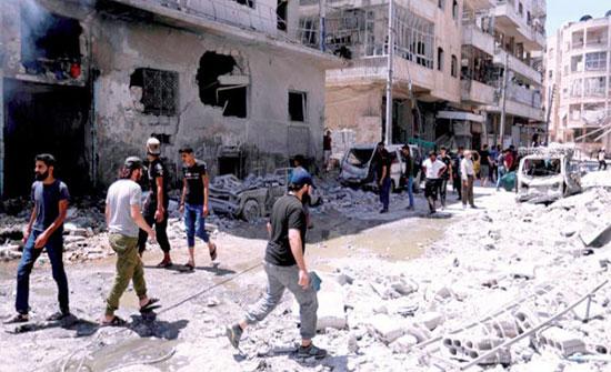 انفلات وتوتر في السويداء جنوب سوريا