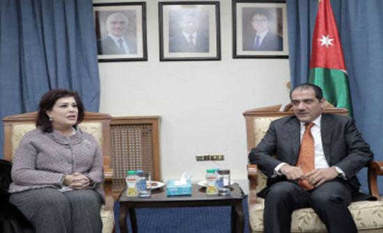 لجنة الشؤون الخارجية النيابية تبحث تعزيز العلاقات مع العراق