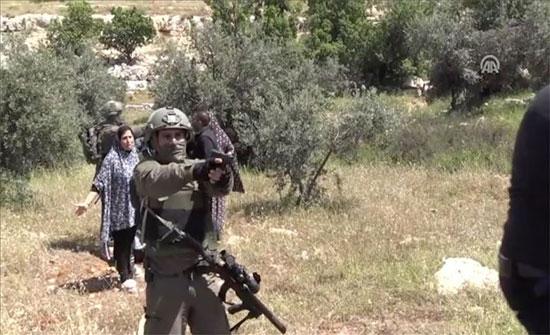 إصابة فلسطيني شمال قطاع غزة برصاص الاحتلال
