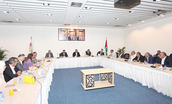 أمين عمان :الزيارة الملكية لمحطة صويلح للباص السريع شكلت دافعا للمزيد من الانجاز