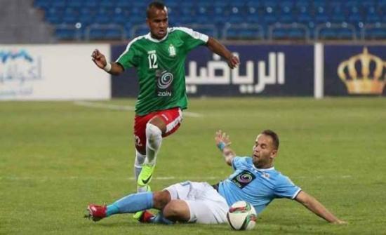 بث مباشر | الوحدات ضد الفيصلي في قمة كأس الأردن
