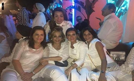 وزيرات بالحكومة المصرية يثرن الجدل بحفل جنيفر لوبيز