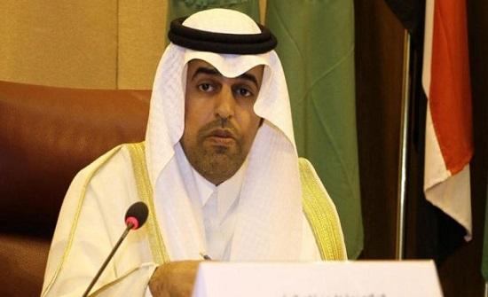 رئيس البرلمان العربي يُدين الهجوم الإرهابي على مطار أبها