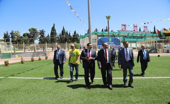 """بث مباشر لاحتفالات تخريج الفوج الرابع والخمسين لطلبة """"الأردنية"""""""