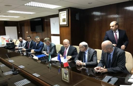 توقيع اتفاقية مائية مع فرنسا بـ 10 مليون يورو
