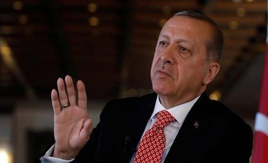 أردوغان: التنظيمات الكردية مارست الظلم ضد العرب