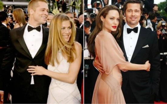 """فيديو مُفاجئ من كواليس """"Golden Globes"""" - أنجلينا جولي تتجاهل زوجة براد بيت السابقة جنيفر أنيسون... ونجمة عالمية مصدومة"""