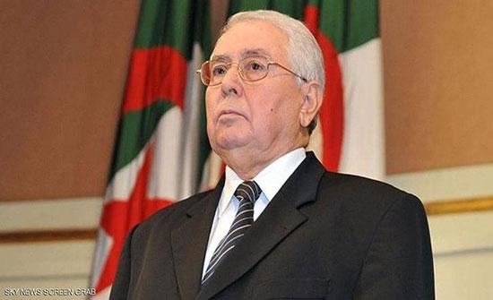 الرئيس الجزائري المؤقت يجري تغييرات في مناصب هامة بالجيش