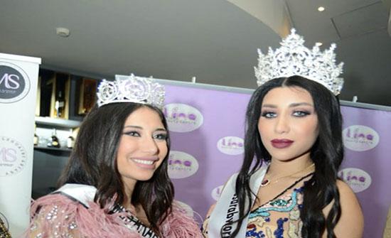 بالصور: ماريا كمون ملكة جمال لبنان للعرب 2019