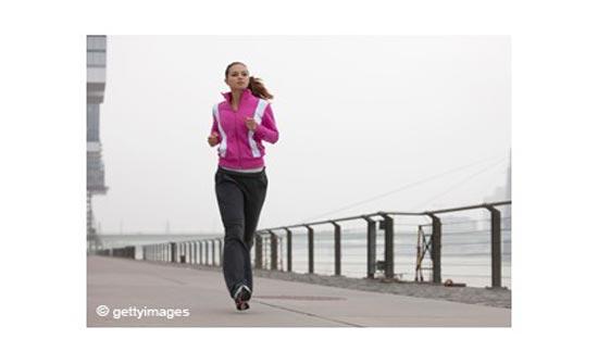 اركضي دقيقتين يوميًا فقط.. وستحمي نفسك من هذا الأمر . . .