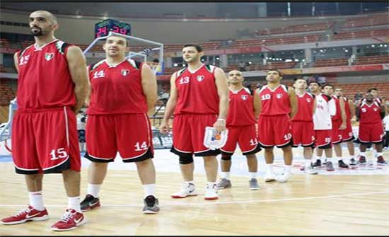 منتخب السلة يبدأ تحضيراته لكاس العالم