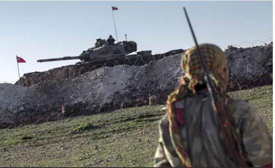 محلل إسرائيلي : تركيا قادرة على شن عملية عسكرية في عفرين ومنبج وواشنطن لن تتدخل