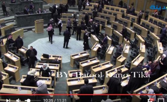 بالفيديو : جدال النواب حول حجب الثقة عن وزير الداخلية ورد الحكومة وقرار المجلس