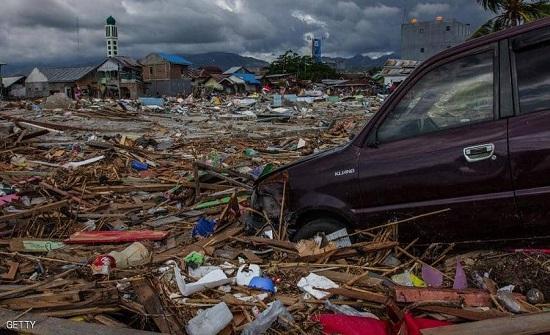 زلزال قوي يضرب إندونيسيا.. وتحذير من تسونامي