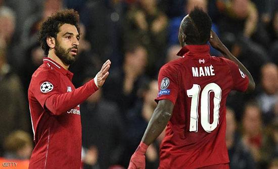 """ماني يكشف """"نقطة تفوق"""" ليفربول في النهائي المرتقب"""