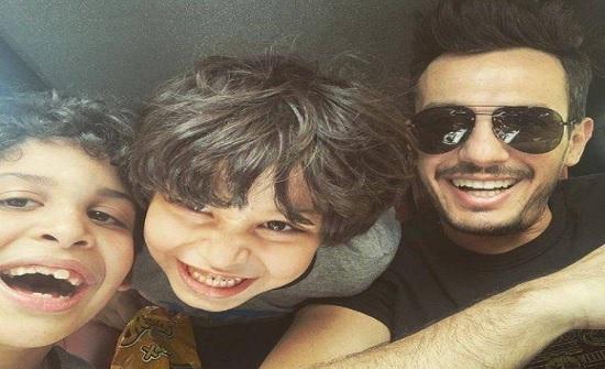 بعد زواج أحمد إبراهيم من أنغام.. هل تمنعه طليقته من رؤية ابناءه؟