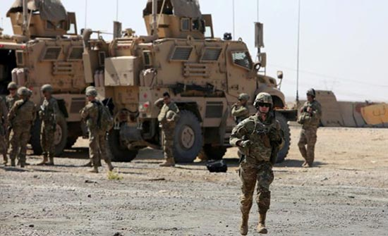 تنظيم الدولة يتبنى مهاجمة الجيش الأميركي بالعراق