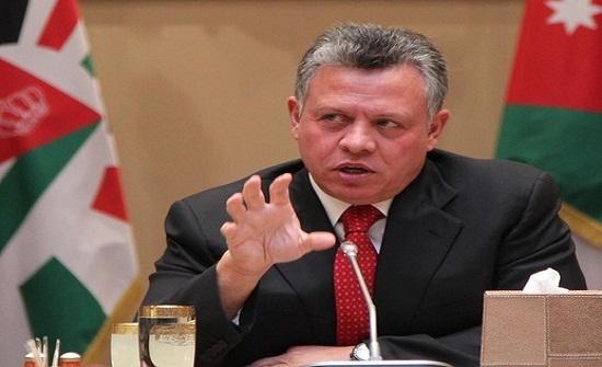 الملك يحضر جانبا من فعاليات منتدى الأعمال الأردني السنغافوري