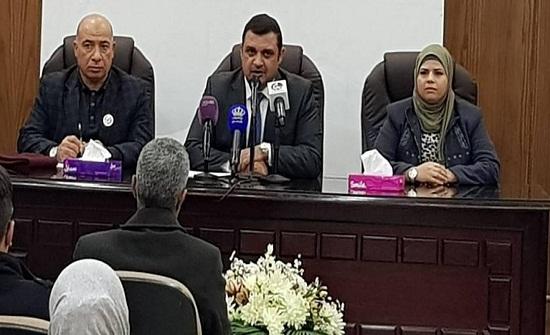 وزير الشباب يلتقي الشباب الأردني المُبادر