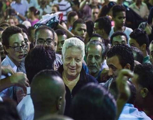 """مرتضى منصور """"يترشح"""" لرئاسة مصر.. هل يحقق """"الشرط""""؟"""
