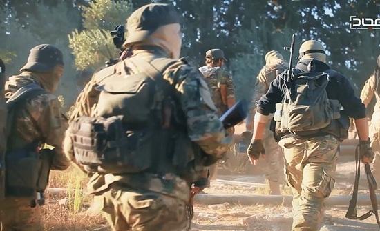 هيئة تحرير الشام تعتقل أبا المقداد الأردني في إدلب