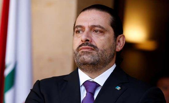 رئيس الوزراء اللبناني يعلن تعليق جلسة المجلس