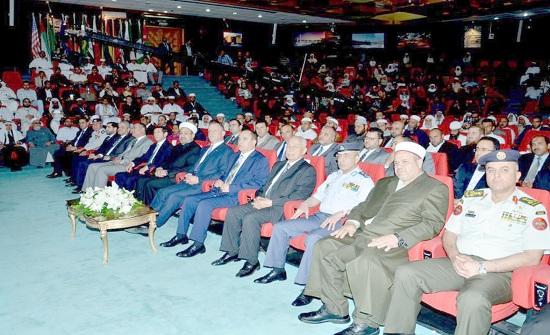 الامير فيصل يرعى حفل توزيع جوائز المسابقة الهاشمية الدولية لحفظ القرآن الكريم